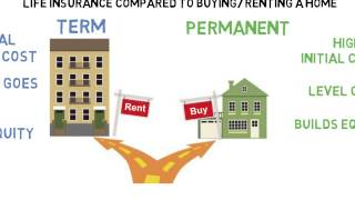 Permanent Life Insurance vs Term Life Insurance