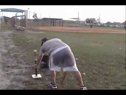 How To Make A Homemade Hitting Batting Tee For Baseball