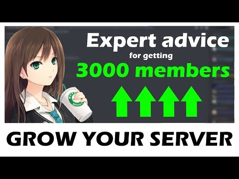 [2020] Why YOUR Discord Server ISN'T GROWING! | How To Fix And Make Your Server Popular