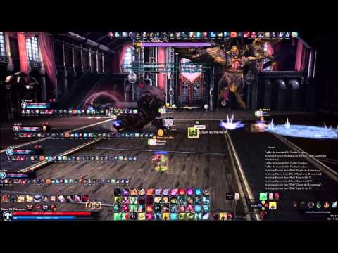 TERA EU Elkara HM SCHM First Boss Putrion Priest PoV by Copyleft german