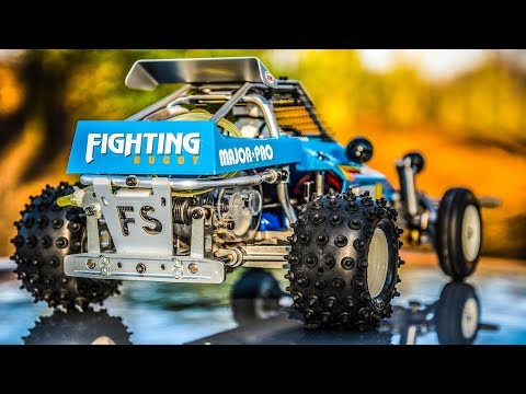 Tamiya RC Review Fighting Buggy 2014 Build 4K (Re-Release Super Champ Model 1982) • #84389 • HD