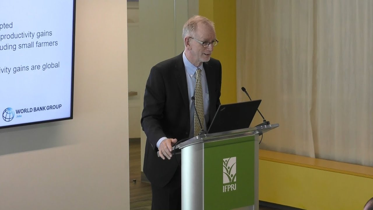 Will Martin, Senior Research Fellow, International Food Policy Research Institute