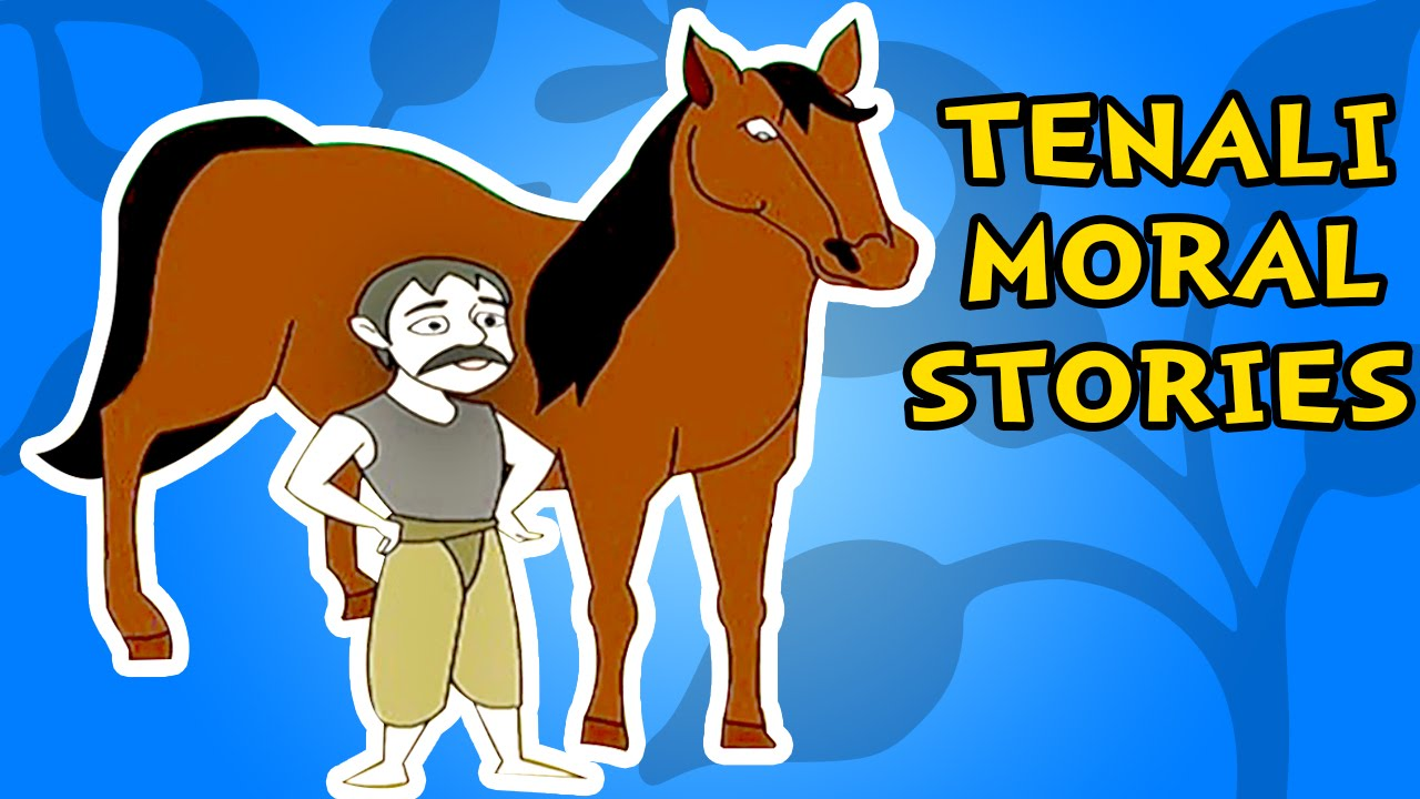 Tenali Raman Stories In Hindi | Animated Cartoon Stories For