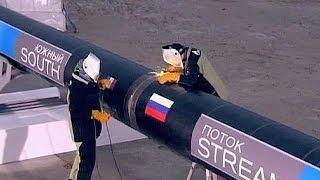 "EU Kristalina Georgieva ""Europe shouldn't rely on Russia gas"""
