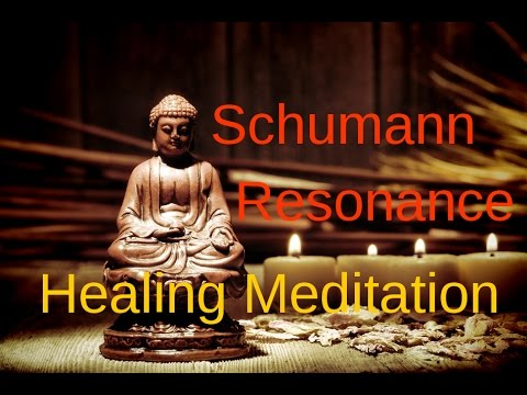 Schumann Resonance Healing Meditation, isochronic tones and binaural beats