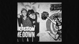 Drag me down & Shes kinda hot mashup