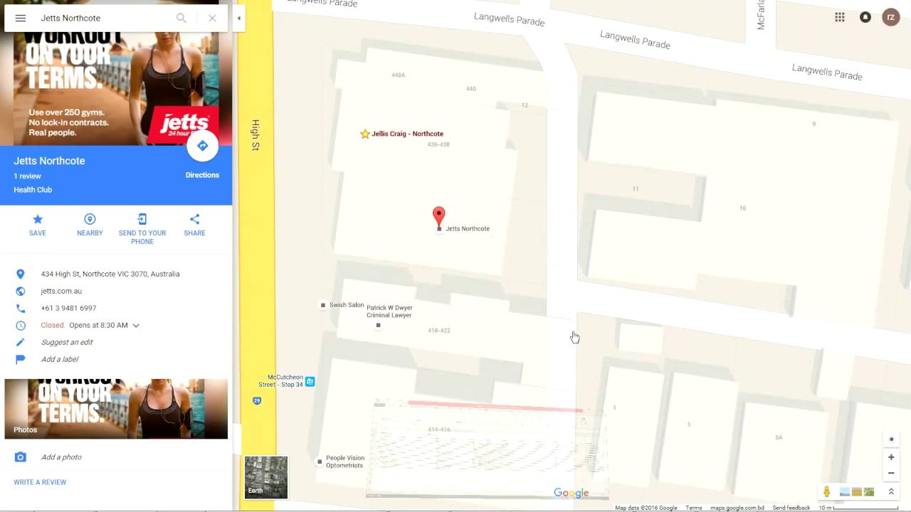 Google map lead scraping to Excel automated