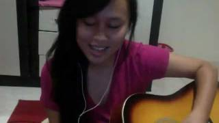 Superbass - Nicki Minaj Acoustic Cover by nlizsmla (Drew Tabor inspired:)