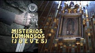 MISTERIOS LUMINOSOS POR  TI Y POR,LAS ALMAS DEL PURGATORIO EN DIVINA VOLUNTAD