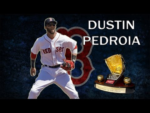 MLB Gold Glovers: Dustin Pedroia
