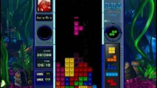 All single player achievements Tetris Splash