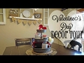 Valentine's Day Decor House Tour