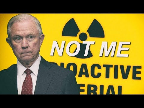 Sessions Caves Again: Recuses Himself From Uranium One