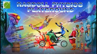 Ragdoll Physics Playground - Android Gameplay FHD