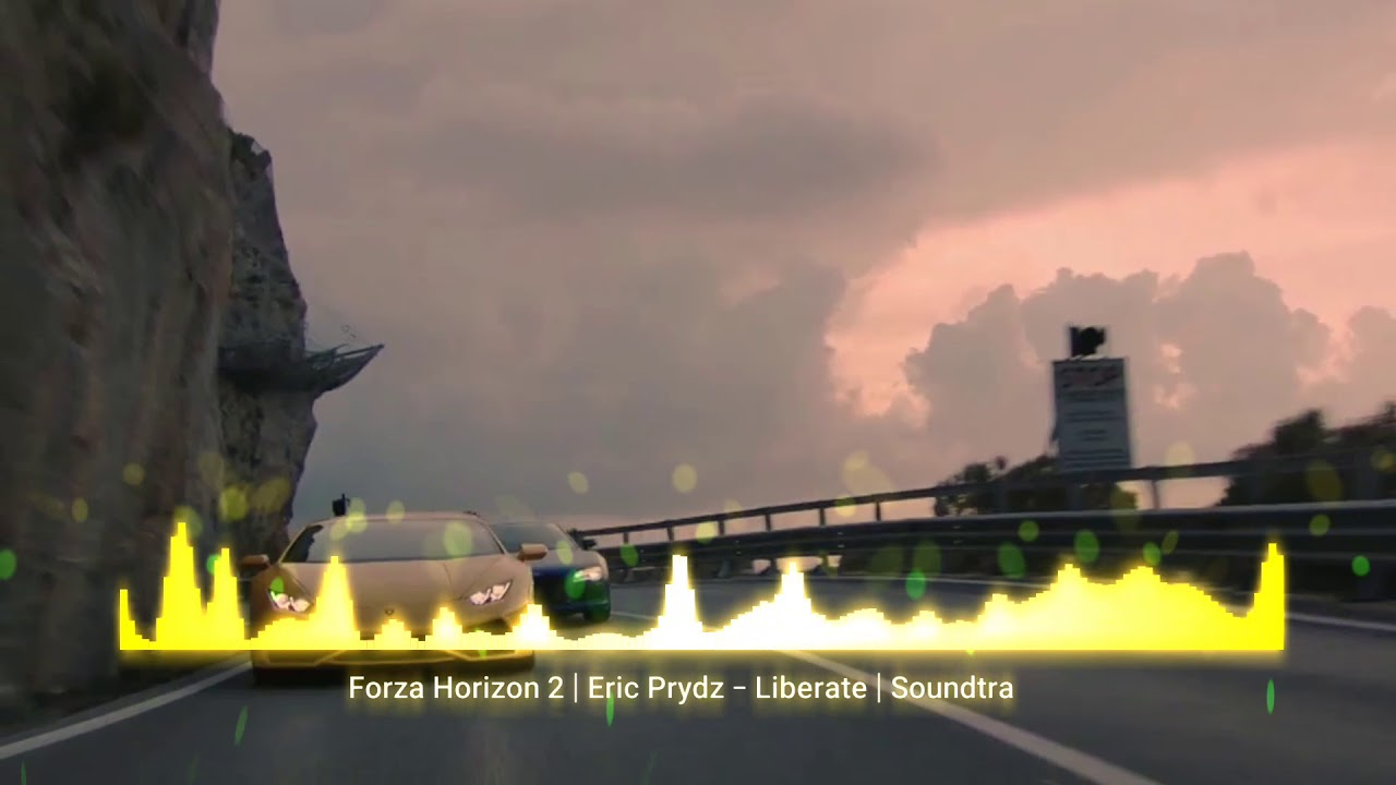 Nightcore | Eric Prydz  - Liberate |  Forza Horizon 2  Soundtrack #1