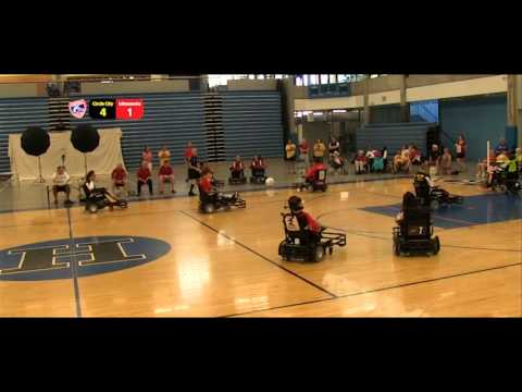 2013 USPSA Premier Cup, Circle City Rollers Vs Minnesota Magic (Pool Play)