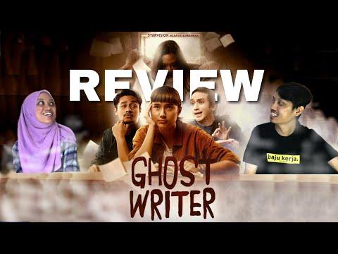 #review #film #indonesia GHOST WRITER jadi alasan akhirnya mau nonton film horor di bioskop