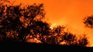 Raw: Arizona Wildfire Burns Over 60 Sq. Miles