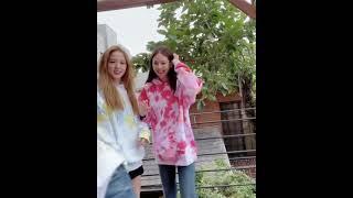Jisoo, Jennie, Rosé dance Lalisa