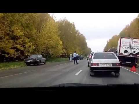 Смертельное ДТП в Нижегородской области 5.10.2016