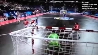 Все голы Казахстана на ЕВРО-2016 II тур Казахстан-Хорватия 4:2