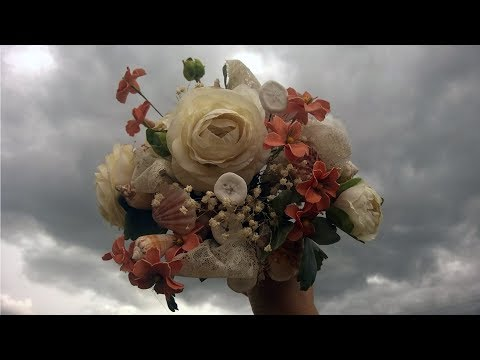 seashell-flowers-bouquet