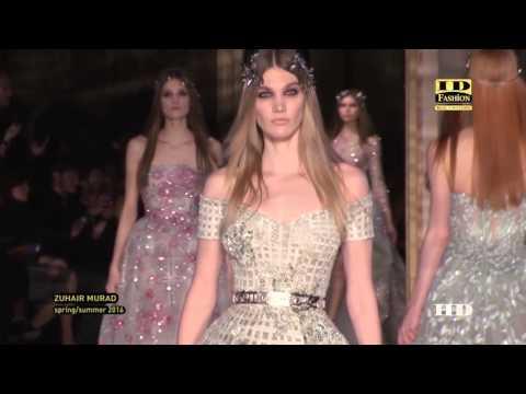 ZUHAIR MURAD SS16   Paris Haute Couture