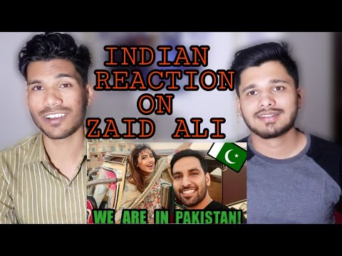 We Are In Pakistan | Zaid Ali Vlog | Indian Reaction | M Bros India