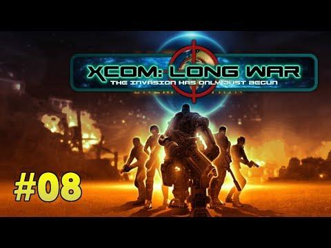 Let's play XCOM Long War 1.0 [08] Stuttgart Sectoids