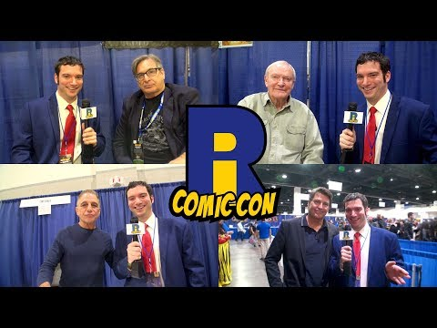 Rhode Island Comic Con 2017 Celebrity Interviews & More!