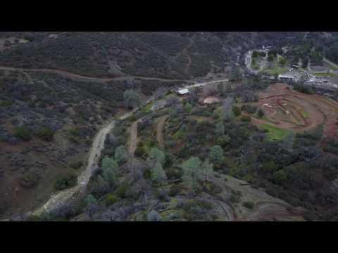Drone Footage 1 of 2 w/music  -Frank Raines w/ Scott, Ryan, Don, & Will