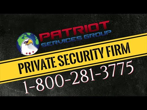Unarmed Security Services West Blocton Alabama 1(800) 281-3775