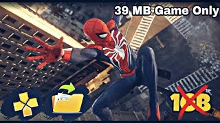 (39mb)spiderman 3 ppsspp