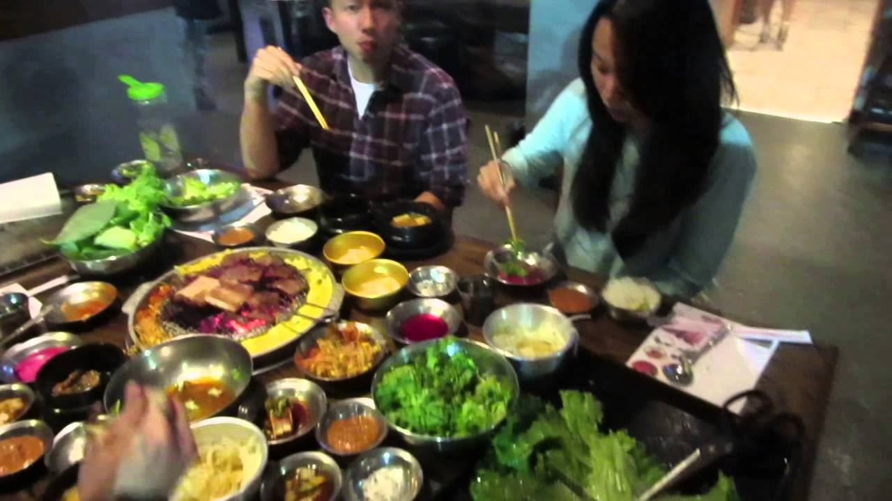 678 Korean Bbq Part 1
