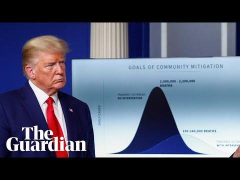 Coronavirus: Trump warns