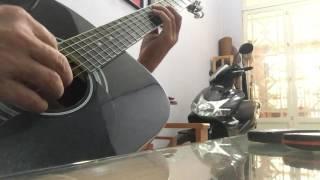 Em đi trên cỏ non-Phương Mỹ Chi-cover-guitar-solo