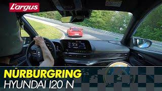 (2021) Hyundai i20 N : Nürburgring lap 8'18 BTG (100% stock)