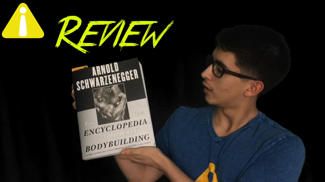 Arnolds encyclopedia of bodybuilding book review youtube arnolds encyclopedia of bodybuilding book review malvernweather Choice Image