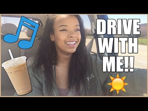 DRIVE WITH ME!! CHIT CHAT/MUSIC PLAYLIST | SUMMER BREAK EDITION