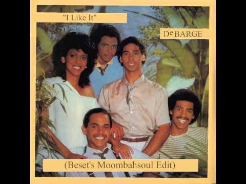 DeBarge - I Like It (Beset's Moombahsoul Edit)