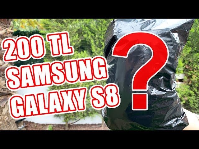 Havaalanında Unutulan Galaxy S8'leri 200 TL'ye Sattığını İddia Eden Yerden Sipariş Verdik!