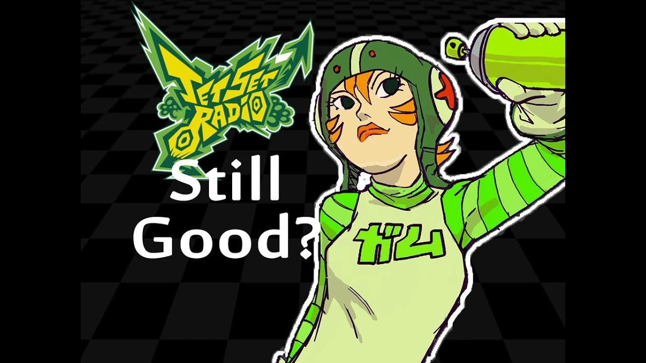 ☺Jet Set Radio: Is it still good?☻