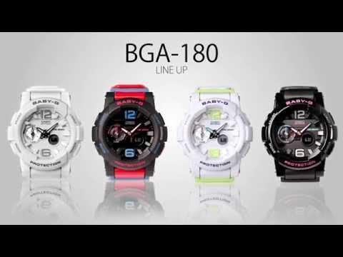 OFFICIAL VIDEO - Baby-G - BGA-180 - LovinLifeMultimedia