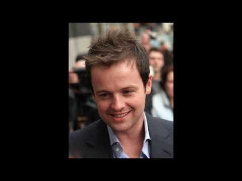 Declan Donnelly- stuck with eachother