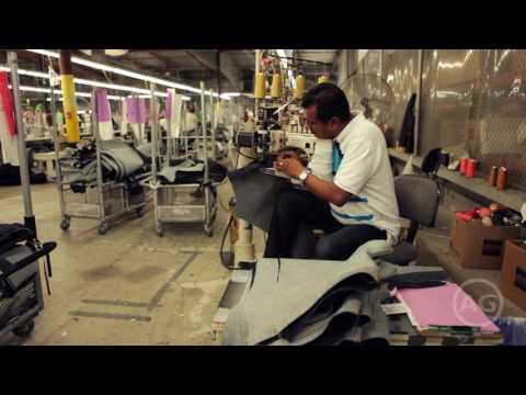How It's Made: AG Denim