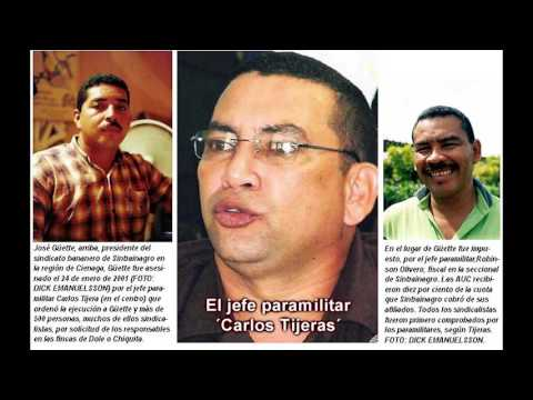 ´Los Chiquita Papers´ revela que el Paramilitarismo servía a Chiquita en Colombia