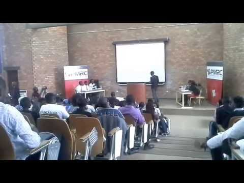 PMRC Debate UNZA vs EVELYN HONE