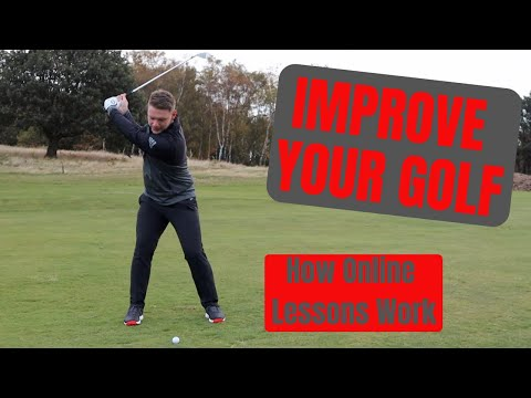 Improve Your Golf Game Quick… How Online Lessons Work
