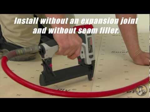 underlayment-installation-video
