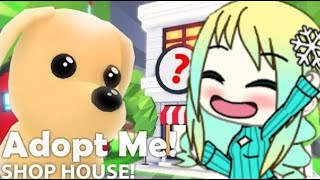 New update in the adopt me and I design my castle tower - Adopt me (Roblox)